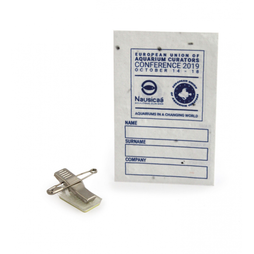 badge graines 5918