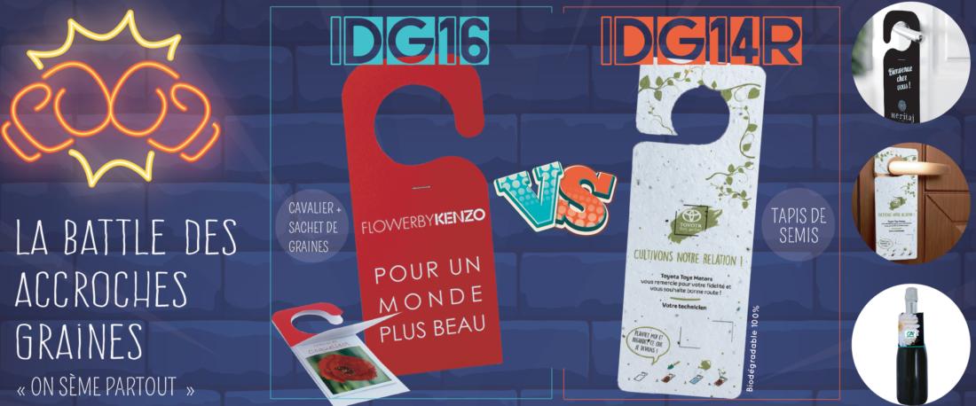IBANNER DG14R-Vs-IDG16