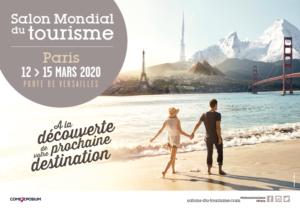 SALON MONDIAL TOURISME MARS 2020